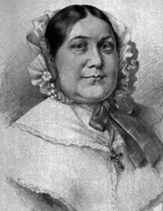 Magdalena Dobromila Rettigová, česká vlastenka a spisovatelka